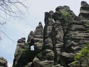 Teplicke Skaly Tour am 15.06.2012 im Falkengebirge