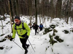 Beim Fränkische Schweiz Abenteuertrail 2013